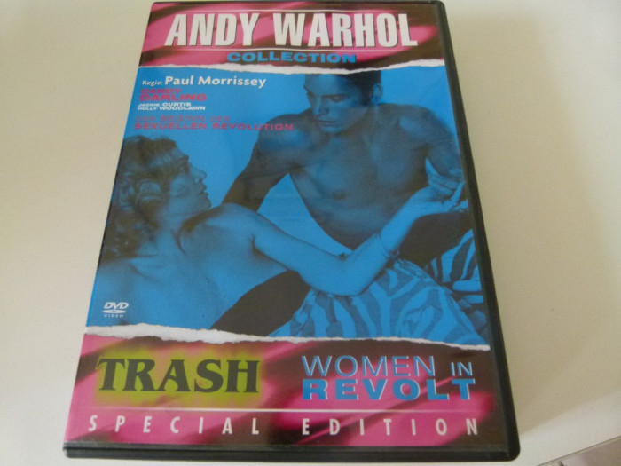 Trash - Paul Morrisey - dvd