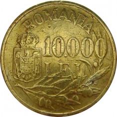 ROMANIA, 10000 lei 1947 * cod 53.5.18 - Moneda Romania, Alama