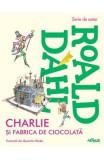 Charlie si fabrica de ciocolata - Roald Dahl, Roald Dahl