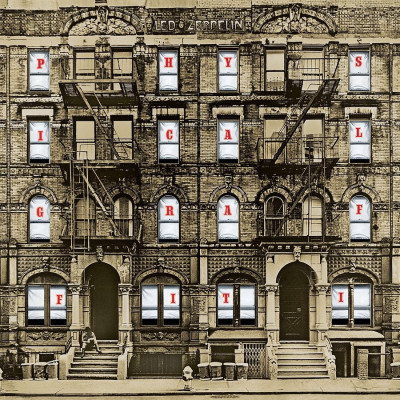 Led Zeppelin Physical Graffiti remastered 2015 (2cd) foto