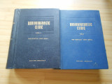 I. BIRZU--RADIODIAGNOSTIC CLINIC - 2 VOL. - 1963 - 1965
