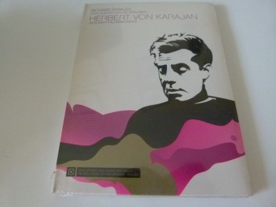 Richard Strauss - Karajan - dvd foto