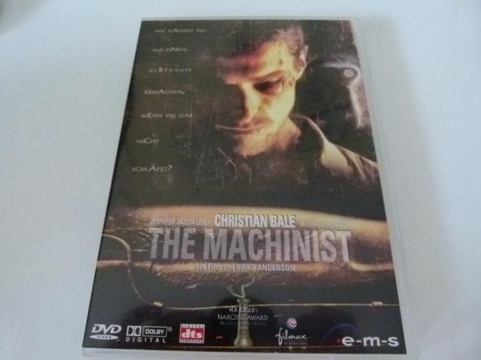 The Machinist - dvd foto mare