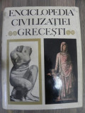 Enciclopedia civilizatiei grecesti , Ioana Sorin Stati , 1970