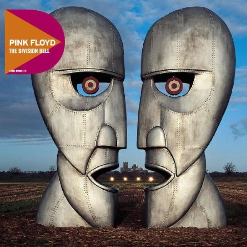 Pink Floyd The Division Bell remastered 2011 (cd) foto mare