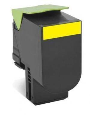 Consumabil Lexmark Consumabil 702Y Yellow Return Program Toner Cartridge foto mare