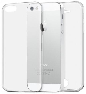 Husa Protectie Silicon Tpu 360 Grade Iphone 5 foto