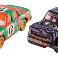 Masinute Disney Pixar Cars 3 High Impact And Grande Impacto - Masinuta electrica copii Mattel