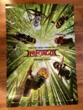 Poster The LEGO Ninjago Movie 101.5 x 68.5 cm, Alte tipuri suport, Altele