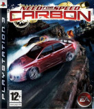 Electronic Arts Need for Speed Carbon (PS3), Electronic Arts