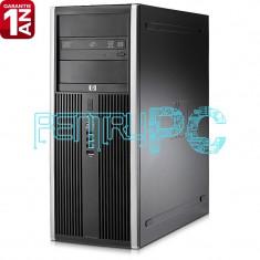 Calculator Intel Core 2 Duo E8500 4GB DDR3 250GB GF210 1GB GDDR3 HDMI GARANTIE!, 4 GB, 100-199 GB, HP