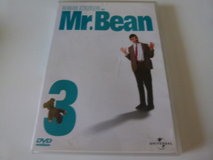 Mr. Bean vol. 3 - dvd foto mare