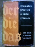 Em. Savin, B. Abager, Al. Roman – Gramatica practica a limbii germane