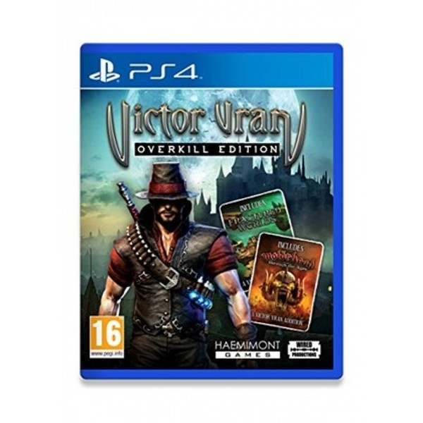 Victor Vran Overkill Edition PS4 Xbox One