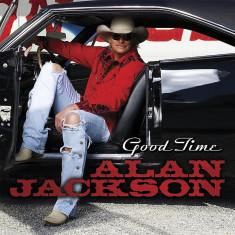 Alan Jackson Good Time (cd)