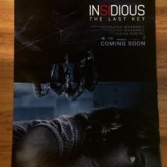 Poster Insidious: The Last Key 101.5 x 68.5 cm - Film Colectie, Alte tipuri suport, Altele