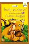 Invat sa citesc in limba engleza - Cartea junglei - Nivelul 3