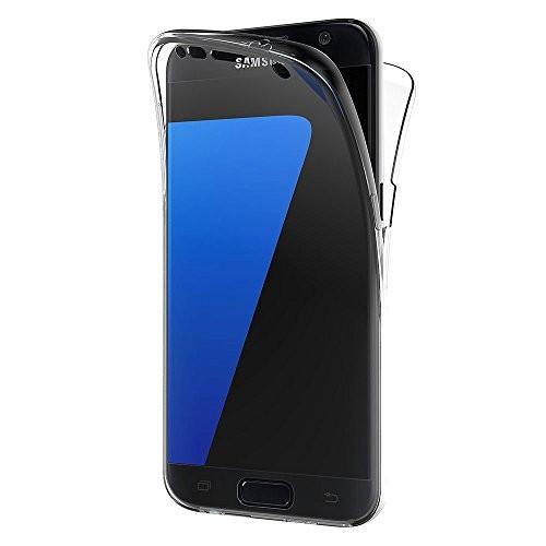 Husa Protectie Silicon Tpu 360 Grade Samsung S7 foto mare