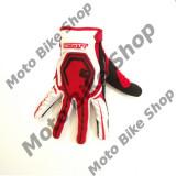 MBS Manusi motocross Scott San Diego,culoare rosu/alb,marime M, Cod Produs: 2117751005007