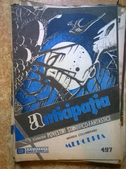 Colectia Povestiri Stiintifico-Fantastice nr. 497