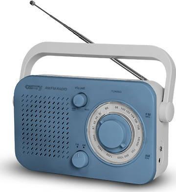 Radio CAMRY CR 1152 Albastru foto mare