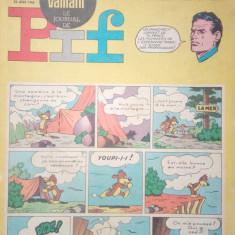 VAILLANT LE JOURNAL DE PIF NR.1058 ANUL 1965