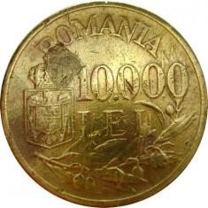 ROMANIA, 10000 lei 1947 * cod 64.5.18 - Moneda Romania, Alama