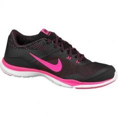 Adidasi Femei Nike Wmns Flex Trainer 5 Print 749184018 - Adidasi dama Nike, Marime: 36.5, 37.5, 38, 38.5, Negru