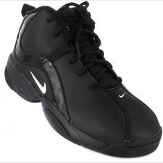 Adidasi Copii Nike Team Hustle 313779011, Marime: 38.5, Negru