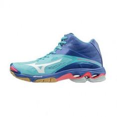Adidasi Femei Mizuno Wave Lightning Z 2 Mid V1GC160563 - Adidasi dama Mizuno, Marime: 37, 38, Albastru