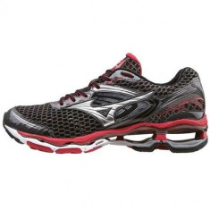 Adidasi Barbati Mizuno Wave Creation 17 J1GC151803, Marime: 42.5, Antracit