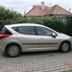 Autoturism Peugeot 207sw,diesel,1,6hdi,combi., 207, Motorina/Diesel, VAN