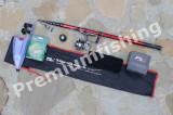 Lanseta FL Silver Hawk 3.8 Metri Mini River Trout + Mulineta Mica Zfa 800 + Fir, Lansete Bologneze, 3.9