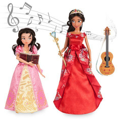 Set papusi muzicale Elena si Isabel - Elena din Avalor - Papusa Disney