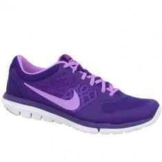 Adidasi Femei Nike Wmns Flex 2015 RN 709021403, 38.5, 39, 40, Bleumarin