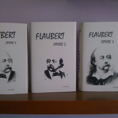 Flaubert – Opere (3 vol.), Nemira