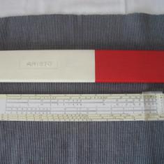 Rigla de calcul ARISTO