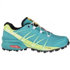 Adidasi Femei Salomon Speedcross Pro L37608200, 36 2/3, 37 1/3, 38, 38 2/3, Verde