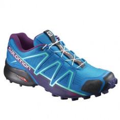 Adidasi Femei Salomon Speedcross 4 W 398422, 37 1/3, 38, 40, Violet