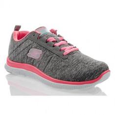 Adidasi Femei Skechers Memory Foam 11883GYPK - Adidasi dama Skechers, Marime: 36, 37, 38, 39, Roz