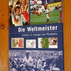 FOTBALUL IN FILATELIE, EDITIE IN LIMBA GERMANA 2002