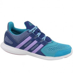 Adidasi Copii Adidas Hyperfast 20 K AF4512, Marime: 38, 39 1/3, Albastru
