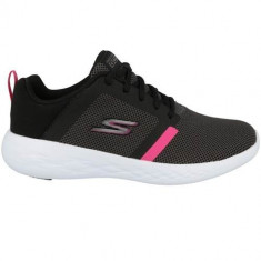 Adidasi Femei Skechers GO Run 15069BKHP - Adidasi dama Skechers, Marime: 35, 36, 36.5, 37, 37.5, 38, 38.5, 39, 40, 39.5, Roz