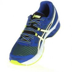 Adidasi Barbati Asics Gelpulse 5 T3D1N6001, 41.5, Bleumarin, Negru