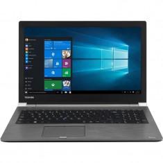 Laptop Toshiba 15.6'' Tecra Z50-C-13D, FHD IPS, Procesor Intel Core i7-6600U, 16GB, 512GB SSD, GeForce 930M 2GB, Win 10 Pro