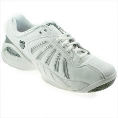 Adidasi Barbati K-Swiss Defier Misoul Tech 02149109, Marime: 41, Alb