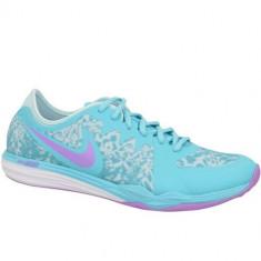 Adidasi Femei Nike W Dual Fusion TR 3 Print 704941403, 37.5, 38.5, 40, 41, Alb