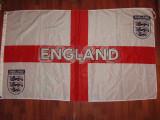 Steag fotbal - ANGLIA (dimensiuni mari 152X88 cm)
