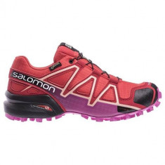Adidasi Femei Salomon Speedcross 4 Gtx L39466600, 36 2/3, 38, 38 2/3, Roz