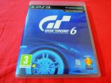 Joc Gran Turismo 6, PS3, original, alte sute de jocuri!, Curse auto-moto, 12+, Single player, Codemasters